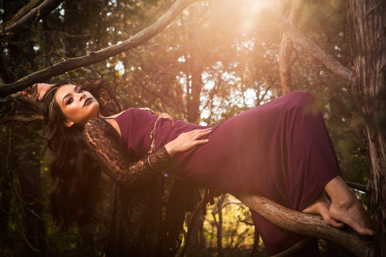 Stephanie by Nashville Music Photographer Jon Karr