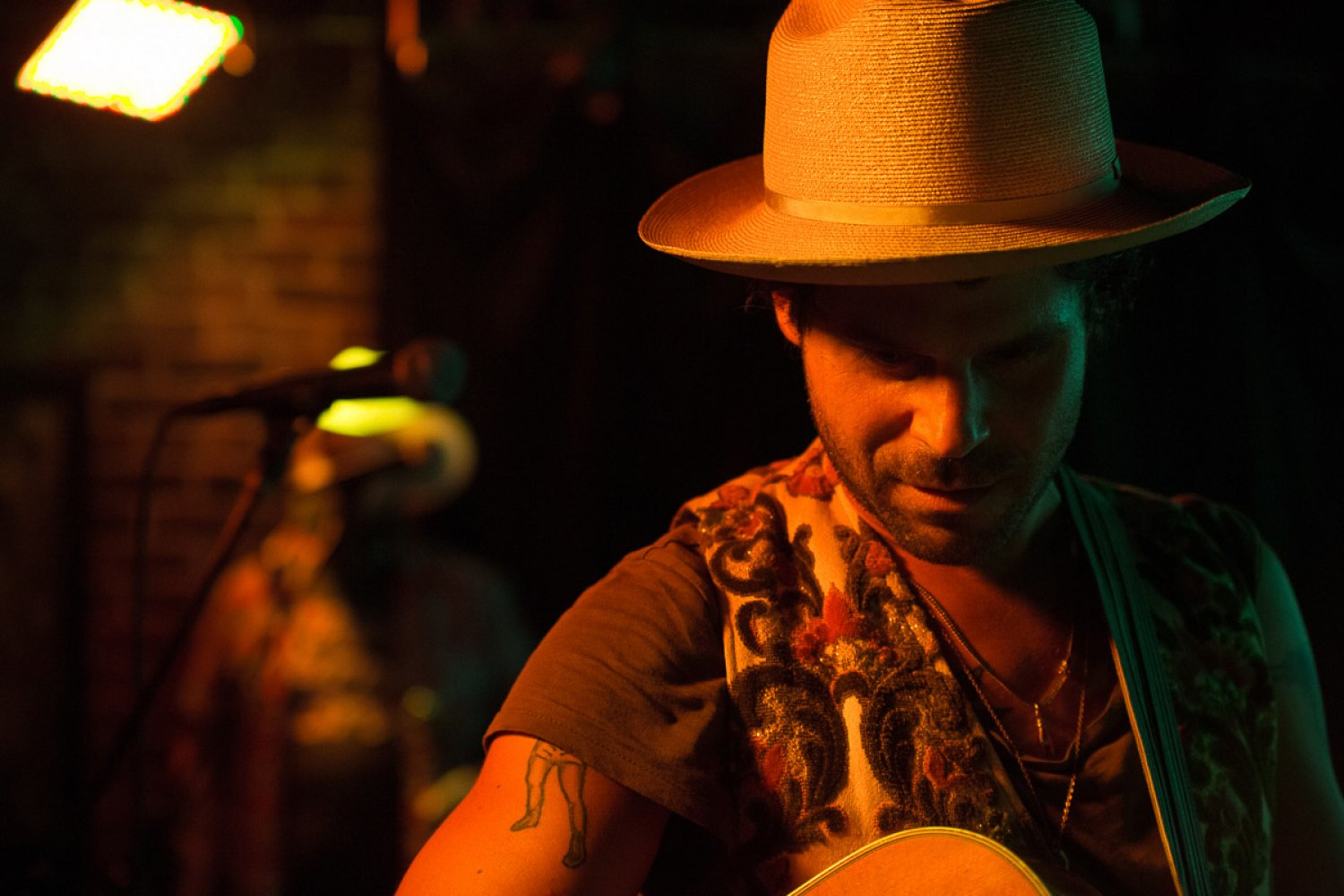 Langhorne Slim by Nashville Live Music Photographer Jon Karr